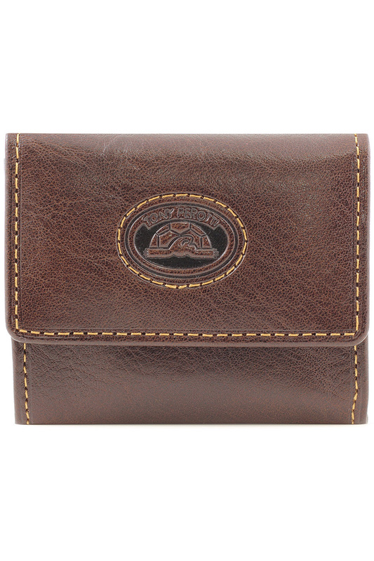 Монетница женская Tony Perotti 334480/2 коричневая