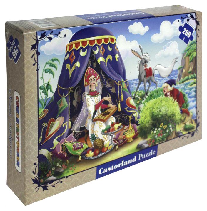 Купить Пазлы B2-26374 ВС Конек-Горбунок , 260 деталей MIDI Castor Land, Castorland