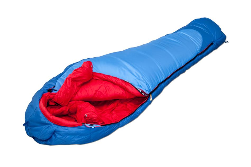 Спальный мешок Alexika Glacier 9205-04052-blue-left