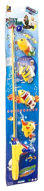 Купить Игровой набор Shenzhen Jingyitian Trade Спиннинг и рыбы, Shenzhen Toys, Игрушки для купания