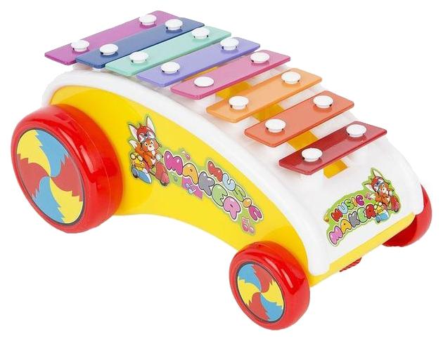 Ксилофон, арт. I3053, Игруша, Детские музыкальные инструменты  - купить со скидкой
