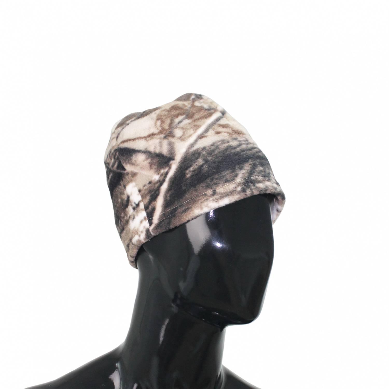 Шапка флисовая AC CAP 01 зимний лес S/50