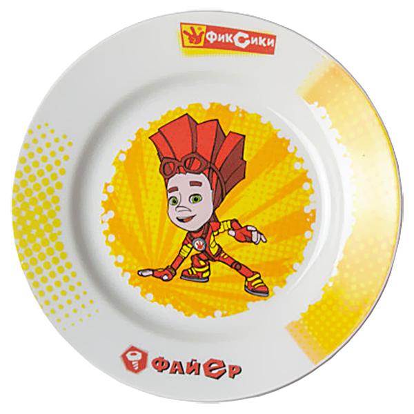 Купить Набор посуды ND Play Фиксики. Файер 3 предмета, Наборы детской посуды