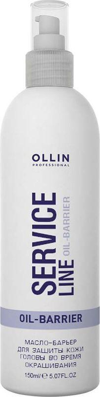 Купить Масло для волос Ollin Professional Service line Oil Barrier 150 мл