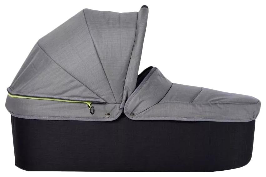 Купить Люлька для коляски TFK QuickfiX Twin (ТФК Твин) Tap DuoX Carrycot Quite Shade T-45-315,
