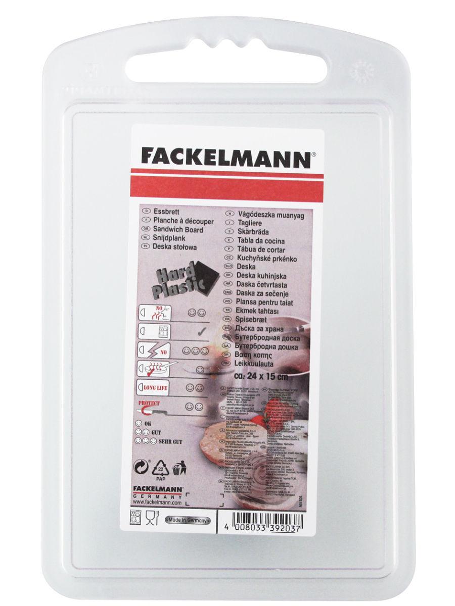 Разделочная доска FACKELMANN 24 х 15 см фото