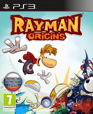 Игра Rayman Origins для PlayStation 3
