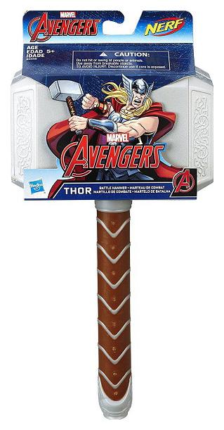 Купить Мстители молот тора, Игрушка Hasbro Avengers B0445, Marvel, Игровые наборы