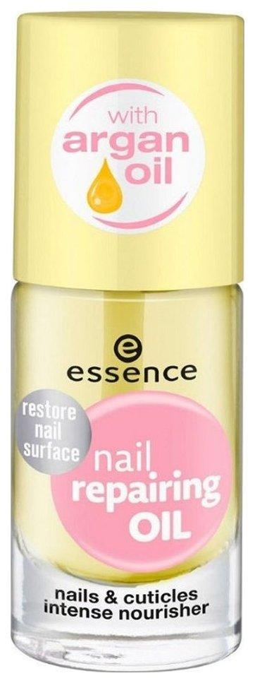 Масло для ногтей Essence Nail Repairing Oil