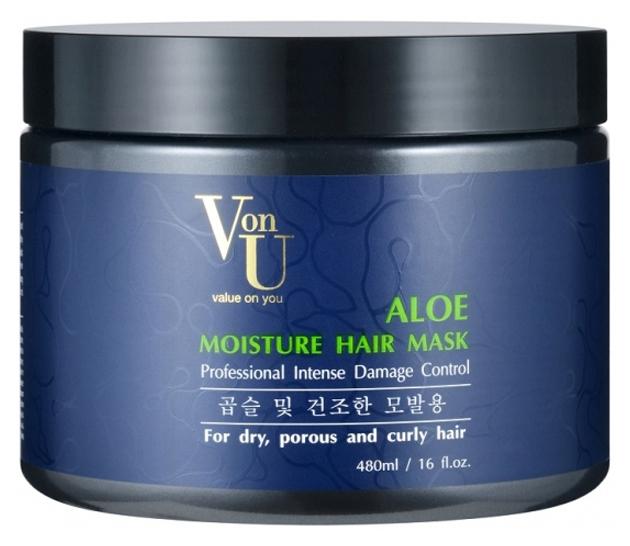 Маска для волос Richenna Von U Aloe