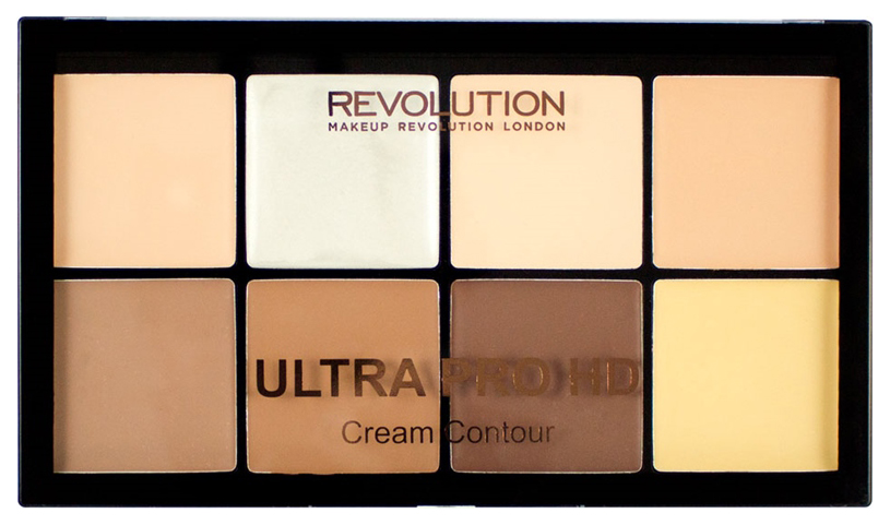 Корректор для лица Makeup Revolution HD Pro Cream Contour Fair 20 г