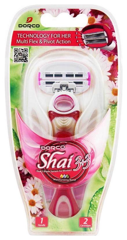 Станок для бритья Dorco Shai 3 plus
