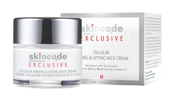 Крем для тела Skincode Exclusive Cellular Firming