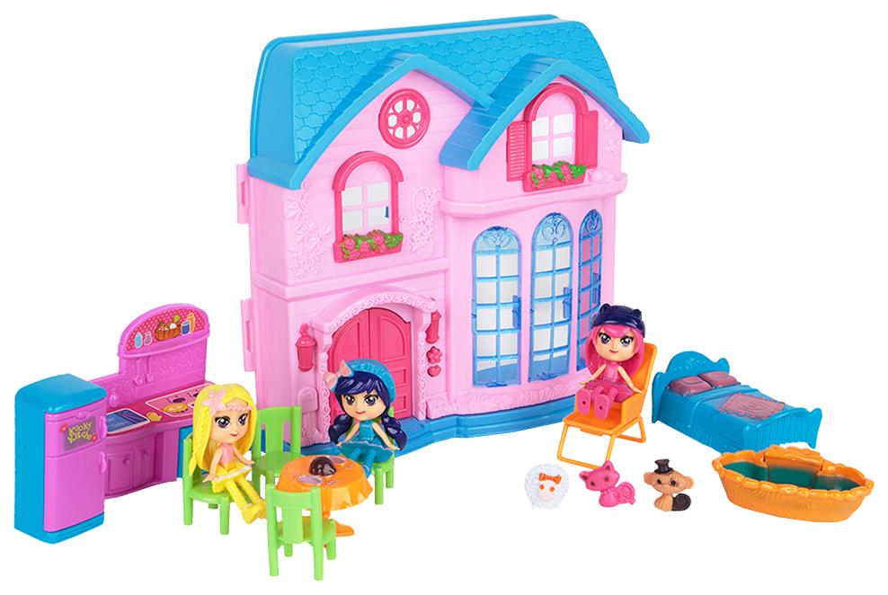 Кукольные домики Игруша Sweet family home HD-1486988