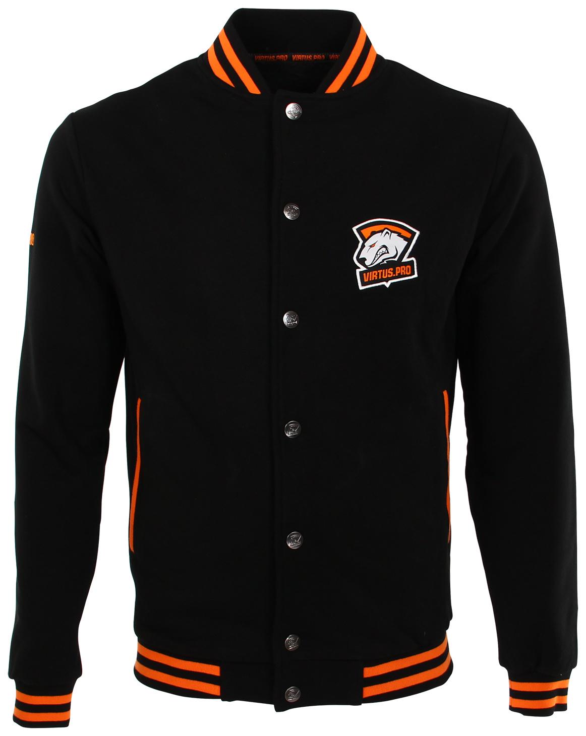 Куртка Virtus.pro College Jacket FVPCOLLEG17BK000M (M)
