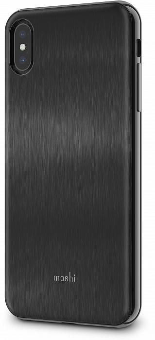 Чехол Moshi iGlaze (99MO113002) для iPhone Xs Max (Black)