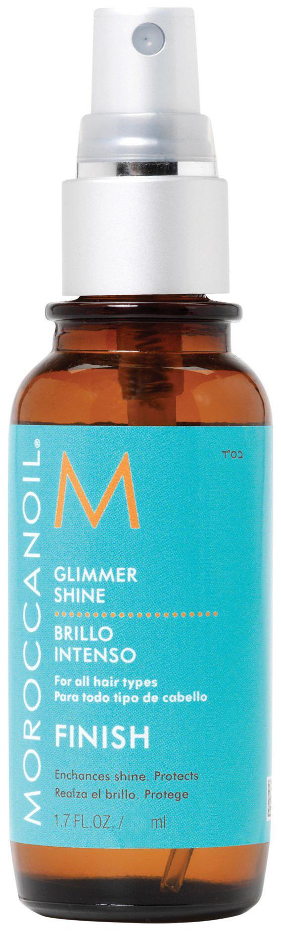 Блеск для волос MoroccanOil Glimmer Shine Spray