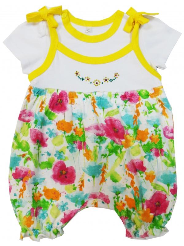 Комплект одежды детский Soni Kids Белый р.68