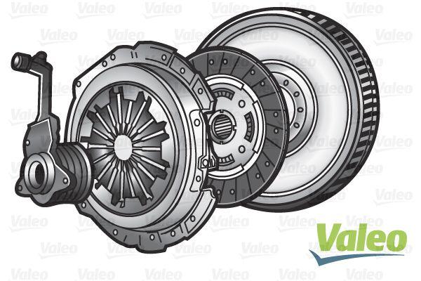 Комплект многодискового сцепления Valeo 845050