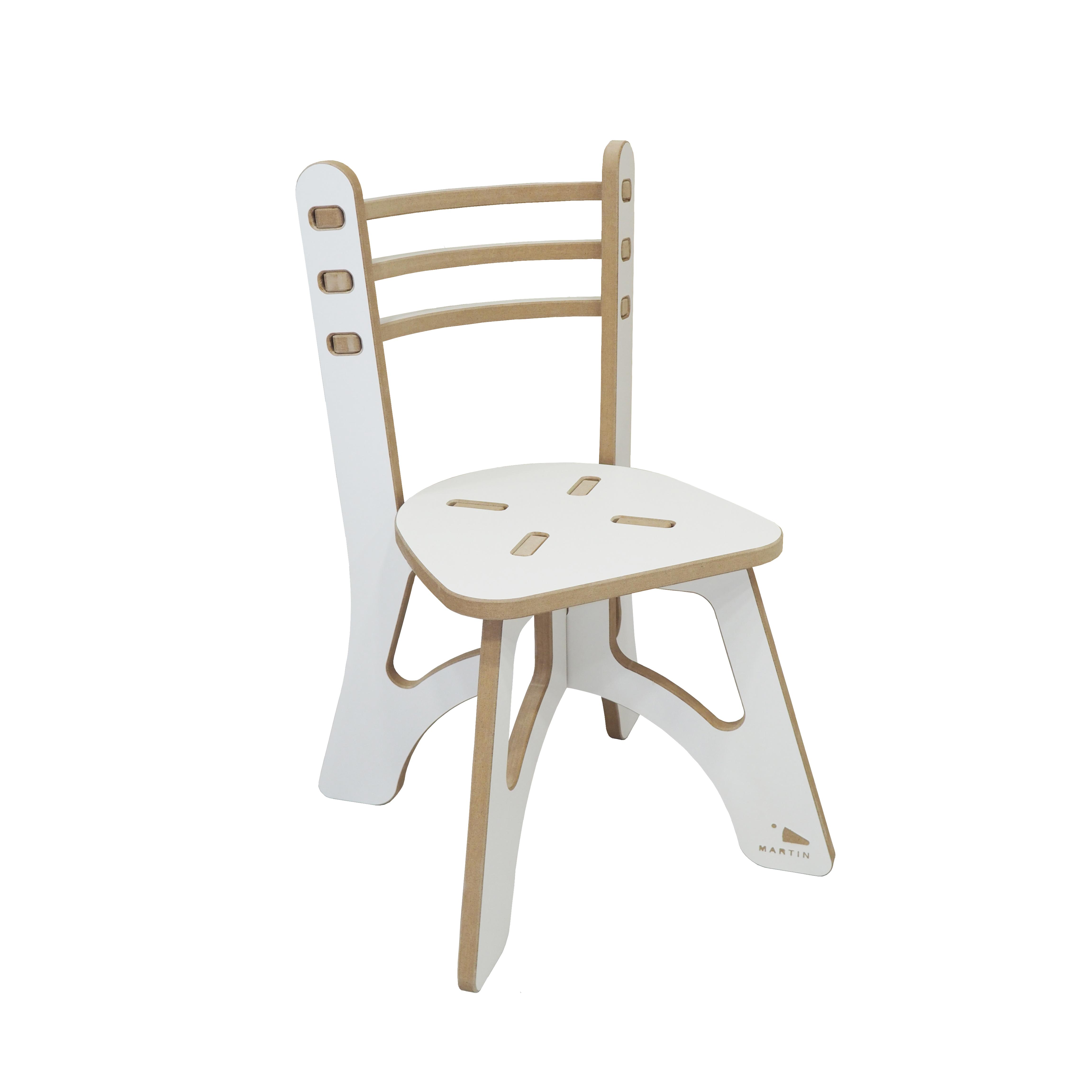 Купить Стул детский MARTIN, Детские стульчики