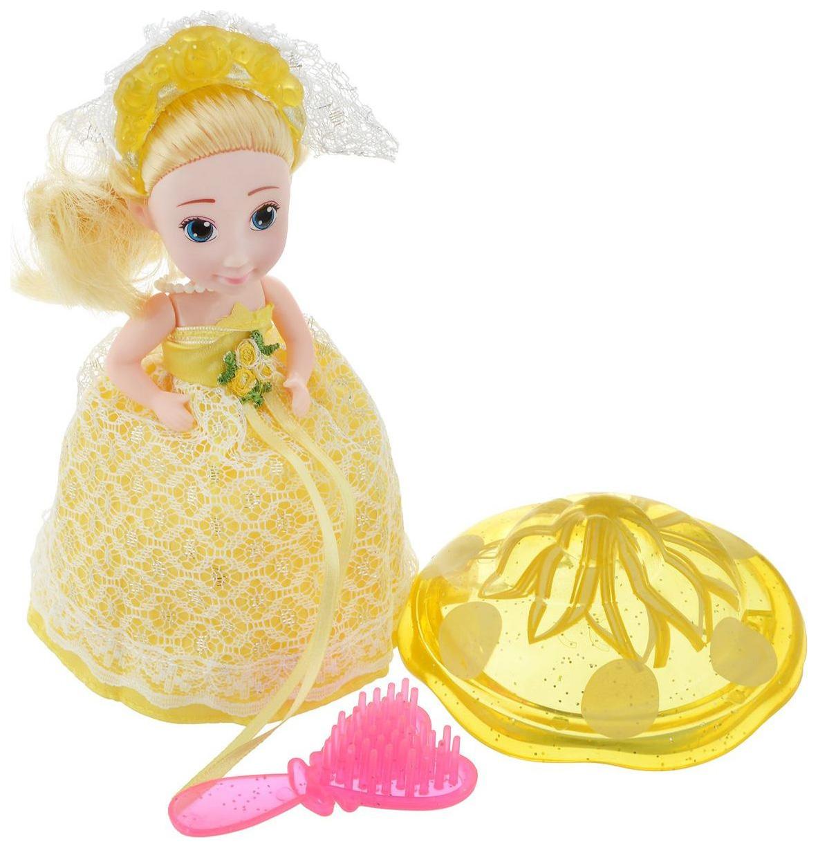 Купить Кукла-капкейк Emco Cupcake Surprise Невестa 1105, Классические куклы