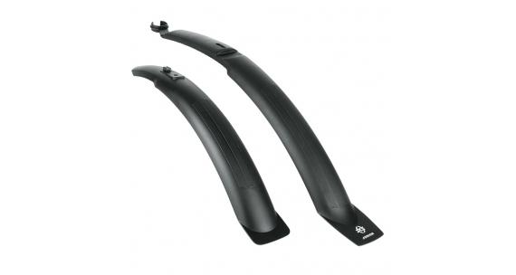 Комплект велосипедных крыльев SKS Hightrek Set черный