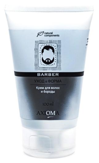 Крем для волос и бороды Axioma