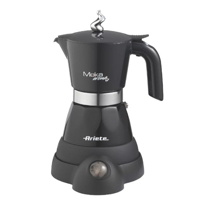 Гейзерная кофеварка Ariete 1358 Black