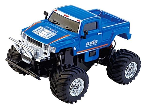 Радиоуправляемая машинка Great Wall Toys Hummer Синий