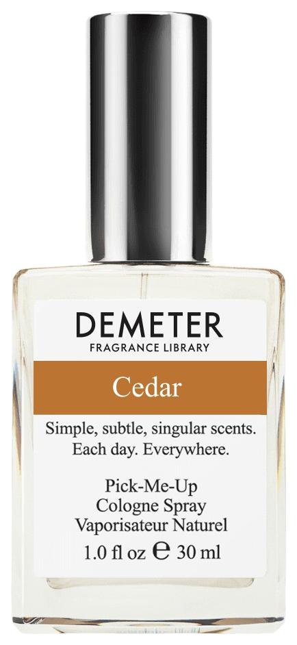 Женская парфюмерия DEMETER Cedar