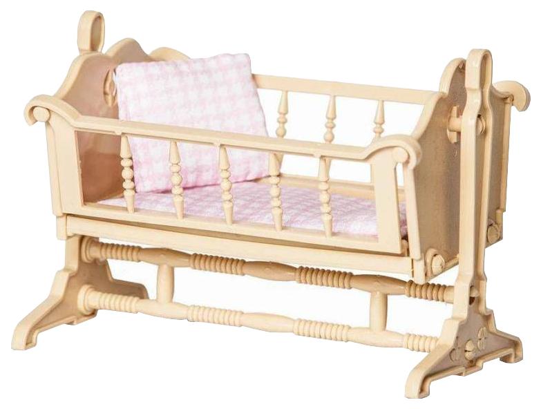 Купить Мебель для кукол ОГОНЕК С-1295 Колыбель, Огонек,