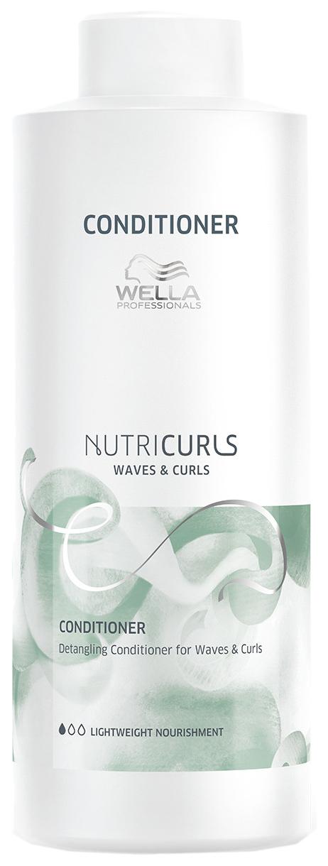 Кондиционер Wella Professionals Nutricurls Waves #and# Curls Conditioner