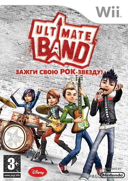 Игра Ultimate Band для Nintendo Wii