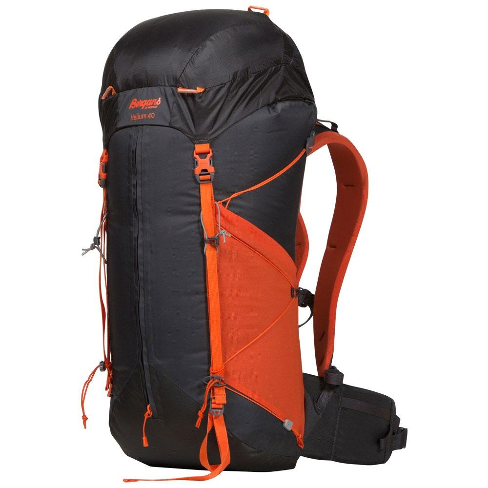 Туристический рюкзак Bergans Helium 40 л темно серый