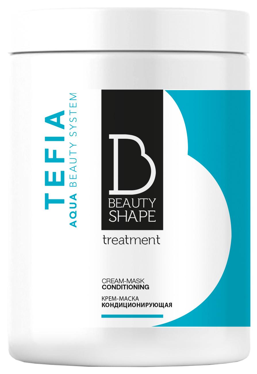 Крем маска кондиционирующая Tefia Beauty Shape Treatment