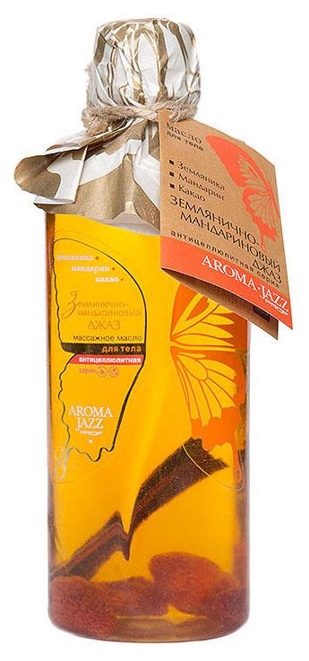 Купить Масло для тела Aroma Jazz Землянично-мандариновый джаз 1 л