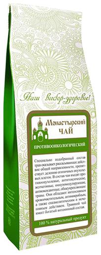 Монастырский чай Целебные травы Северного Кавказа противоонкологический