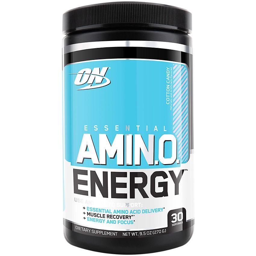 Optimum Nutrition Amino Energy 270 г cotton