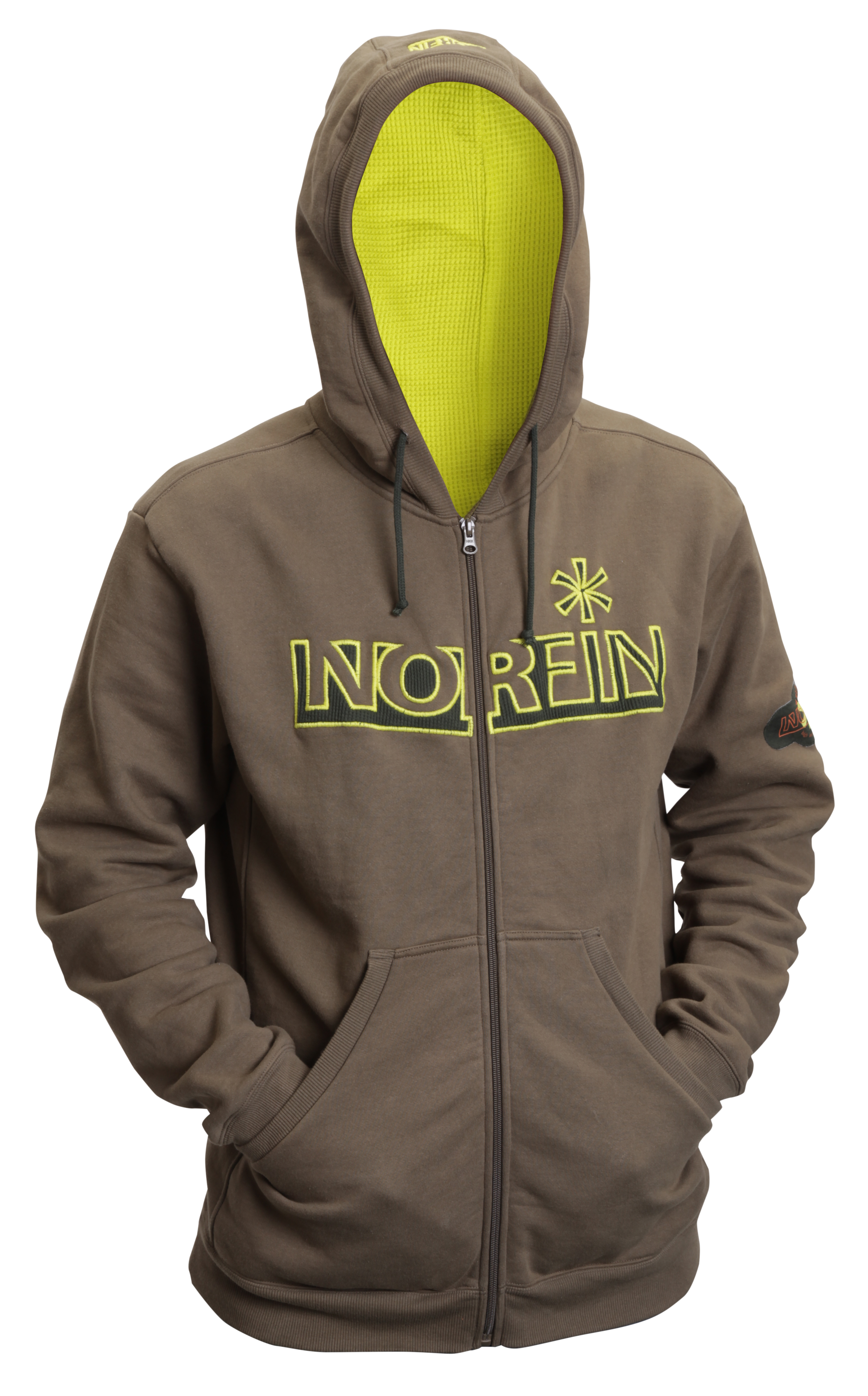 Толстовка Norfin Hoody Green, S INT