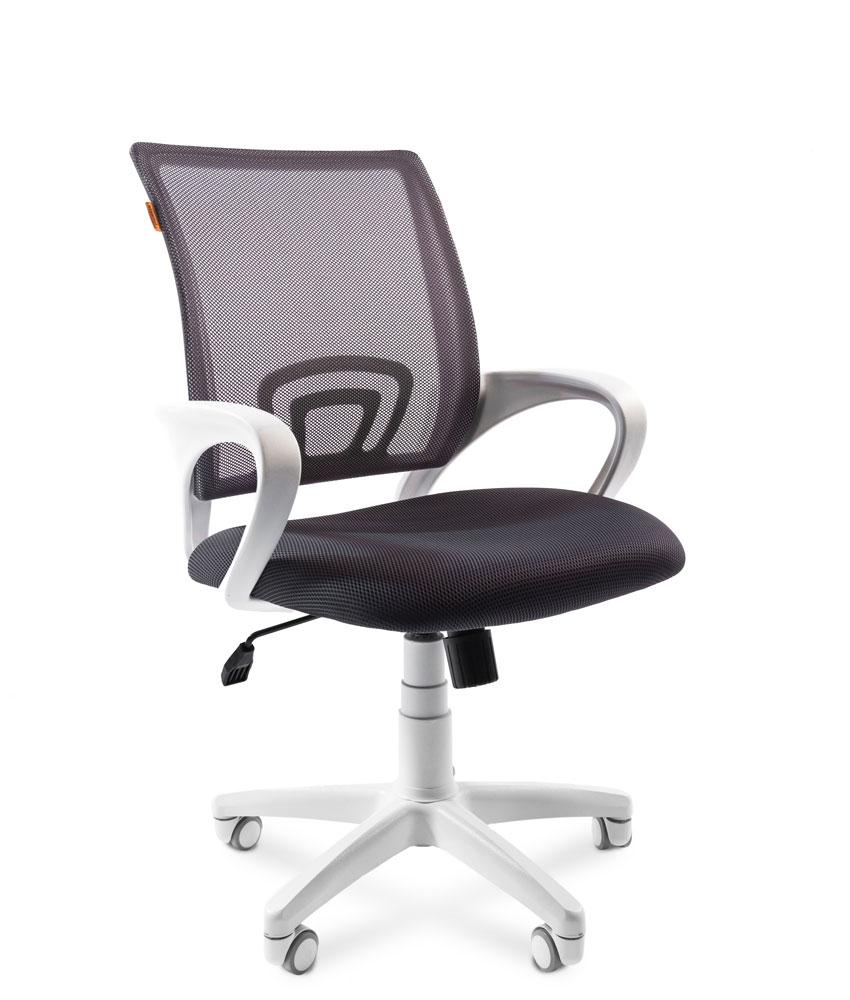 Офисное кресло CHAIRMAN 696 00-07017608, серый