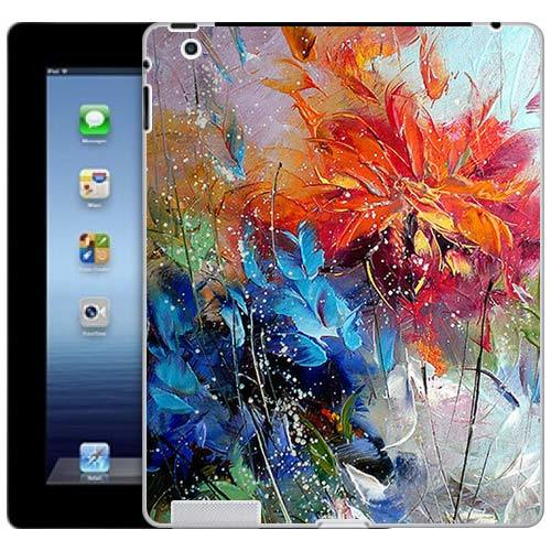 Чехол Gosso Cases для Apple iPad 2 / iPad 3 / iPad 4 «Весенний взрыв»