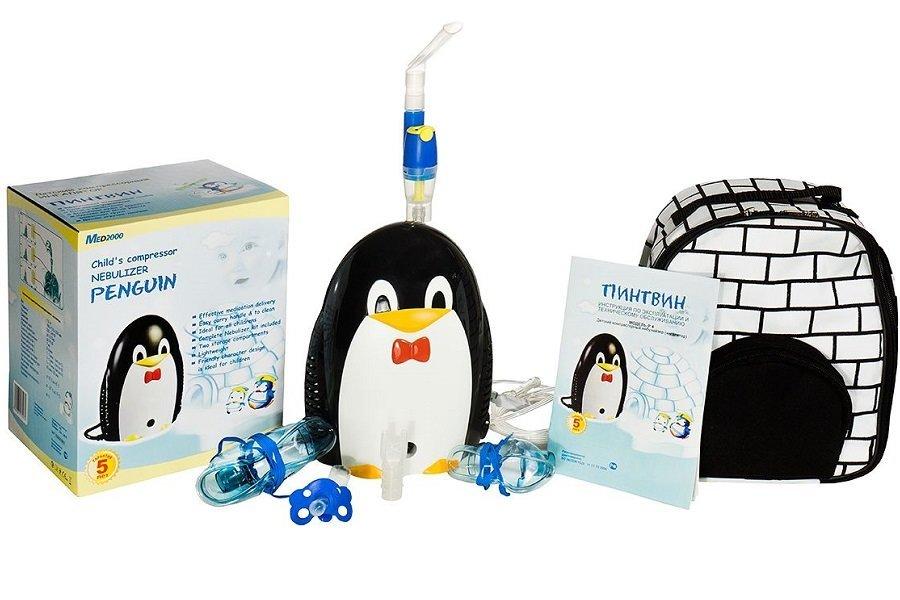 Ингалятор MED2000 Пингвин компрессорный детский