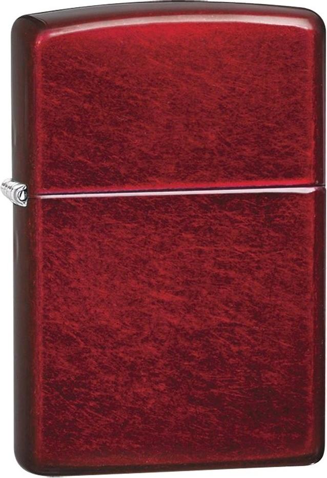 Зажигалка Zippo №21063 Candy Apple Red