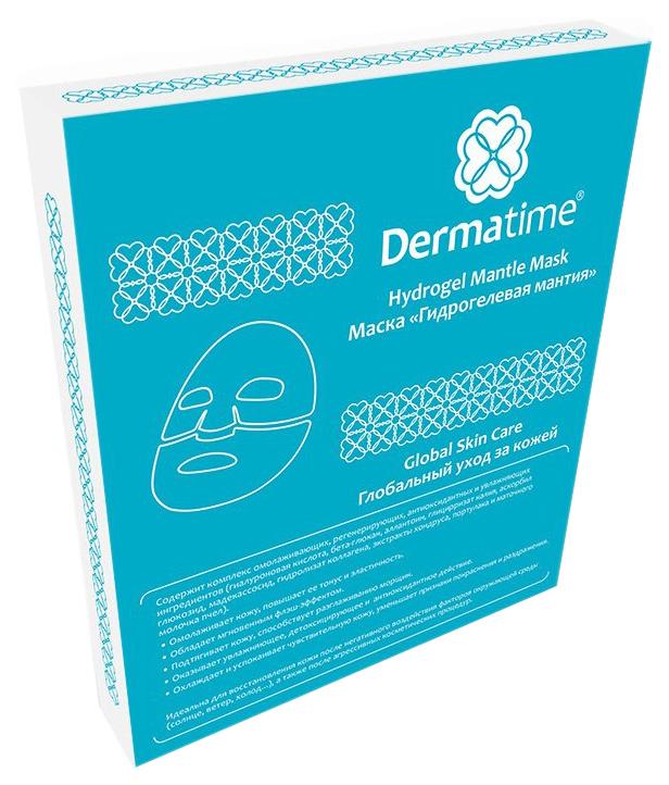 Маска для лица Dermatime Hydrogel Mantle Mask