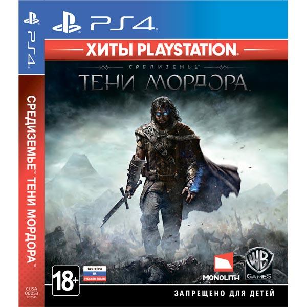 Игра Средиземье: Тени Мордора (Хиты PS) для PlayStation 4