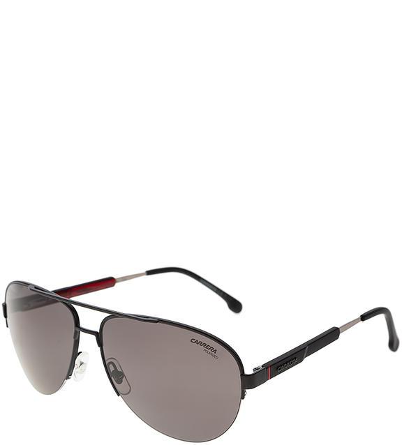 Солнцезащитные очки мужские Carrera CARRERA 8030/S 003 M9, черный фото
