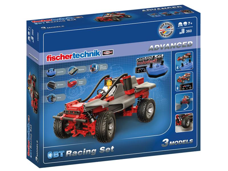 Купить Конструктор Fischertechnik ADVANCED BT Racing Set/Набор для автогонок,