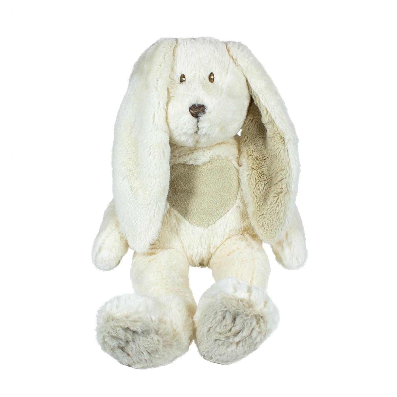 Купить Мягкая игрушка Teddykompaniet кролик белый, 33 см, 1558, Мягкие игрушки животные