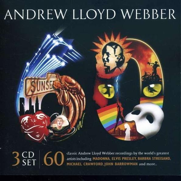 Andrew Lloyd Webber 60 (3CD)