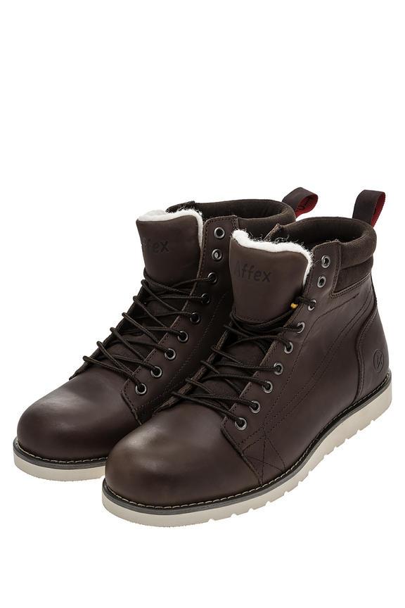 Ботинки мужские коричневые AFFEX 106-KA2-CHT-M